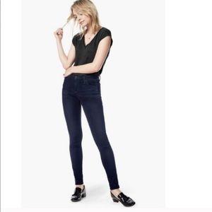 Joe's dark blue skinny jeans